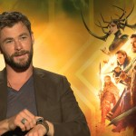 Thor Ragnarok: Chris Hemsworth Day 2