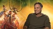 Thor Ragnarok: Mark Ruffalo Day 2