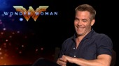 Wonder Woman: Chris Pine
