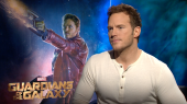 Guardians of the Galaxy: Chris Pratt
