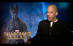 Guardians of the Galaxy: Vin Diesel