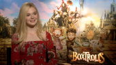 The Boxtrolls: Elle Fanning