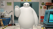 Big Hero 6: Baymax Animation