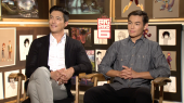 Big Hero 6: Ryan Potter & Daniel Henney