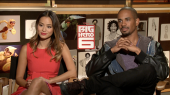 Big Hero 6: Jamie Chung & Damon Wayans, Jr.