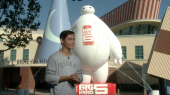 Big Hero 6: Ryan Potter Standup
