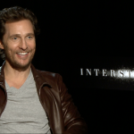 Interstellar: Matthew McConaughey