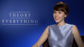 The Theory of Everything: Felicity Jones