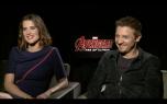 Avengers: Cobie Smulders & Jeremy Renner