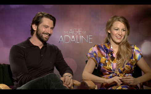 Age of Adeline: Blake Lively & Michiel Huisman