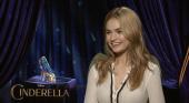 Cinderella: Lily James
