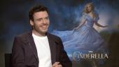 Cinderella: Richard Madden
