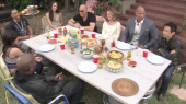 Furious 7: Today Show BBQ