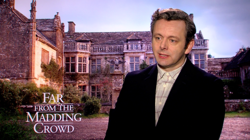 Far From The Madding Crowd: Michael Sheen
