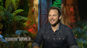 Jurassic World: Chris Pratt