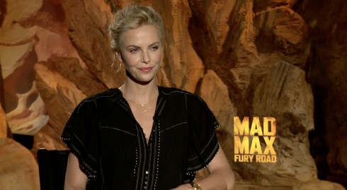Mad Max: Charlize Theron