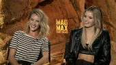 Mad Max: Rosie Huntington-Whitley & Abbey Lee