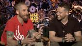 Mad Max: Tom Hardy & Jacob Tomuri