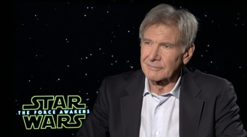Star Wars - The Force Awakens: Harrison Ford