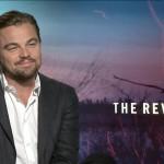 The Revenant: Leonardo DiCaprio