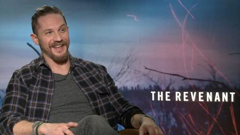 The Revenant: Tom Hardy