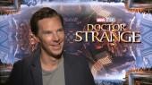 Doctor Strange: Benedict Cumberbatch