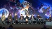 Doctor Strange: Cast & Crew