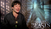 Fantastic Beasts and Where to Find Them: Ezra Miller