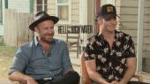 Hell or High Water: Ben Foster & Chris Pine