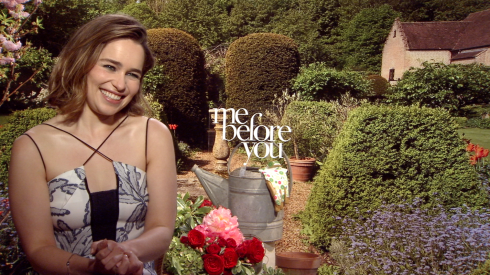 Me Before You: Emilia Clarke