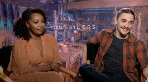 Outsiders: Christina Jackson & Kyle Gallner