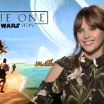 Rogue One - A Star Wars Story: Felicity Jones
