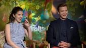 Trolls: Anna Kendrick & Justin Timberlake