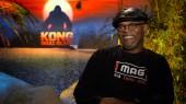 Kong: Skull Island: Samuel L. Jackson
