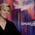 Ghost In A Shell: Scarlett Johansson