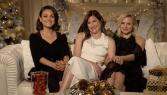 Bad Moms Christmas: LA Christmas Room Mila Kunis, Kristen Bell, Kathryn Hahn