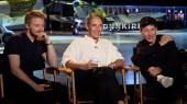 Dunkirk: Jack Lowden, Mark Rylance & Barry Keoghan