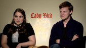 Lady Bird: Beanie Feldstein & Lucas Hedges