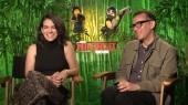 Lego Ninjago Movie: Fred Armisen & Abbi Jacobson