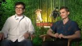 Lego Ninjago Movie: Jackie Chan & Dave Franco
