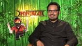 Lego Ninjago Movie: Michael Pena
