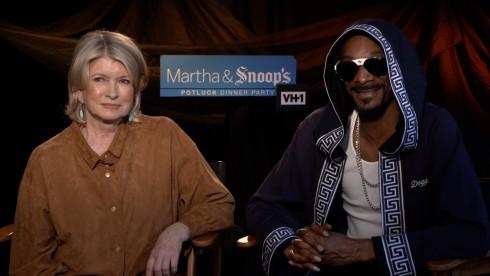Martha & Snoop's Potluck Dinner Party: Martha & Snoop 2