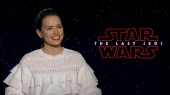 Star Wars The Last Jedi: Daisy Ridley