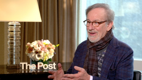 The Post: Steven Spielberg
