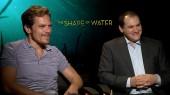 The Shape Of Water: Michael Shannon & Michael Stuhlbar