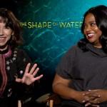The Shape Of Water: Octavia Spencer & Sally Hawkins