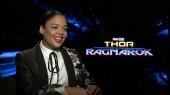 Thor Ragnarok: Tessa Thompson