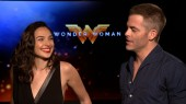 Wonder Woman: Gal Gadot & Chris Pine